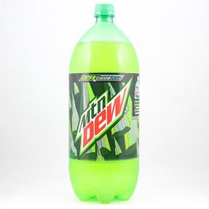 Mountain Dew - 2 Liter