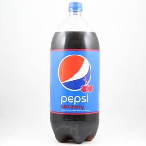 Wild Cherry Pepsi - 2 Liter