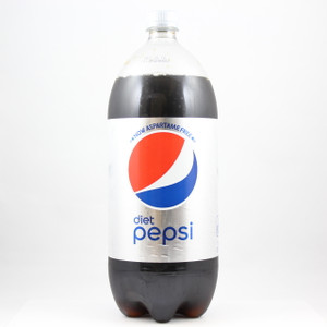 Diet Pepsi - 2 Liter