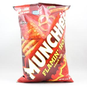 Munchies - Flamin' Hot - 8 Oz.