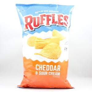 Ruffles - Cheddar & Sour Cream - 8.5 Oz.