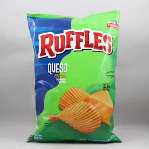 Ruffles - Queso Cheese - 6.5 Oz.