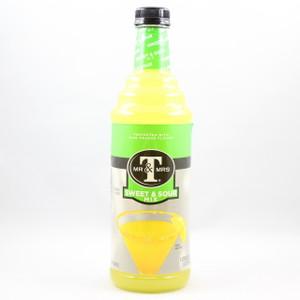 Mr. & Mr.s T - Sweet & Sour Mix - 1 Liter