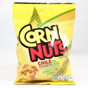 Corn Nuts - Chile Picante Con Limon - 4 Oz.