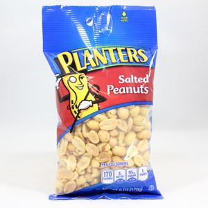 Planters - Salted Peanuts - 6 Oz.