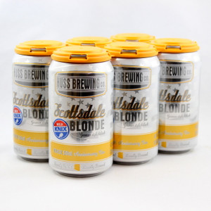 Huss Brewing Co. Scottsdale Blonde