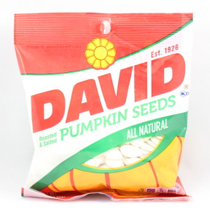 David - Pumpkin Seeds - 5 Oz.