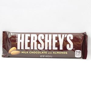 Hershey's - Milk Chocolate With Almonds - 1.45 Oz.