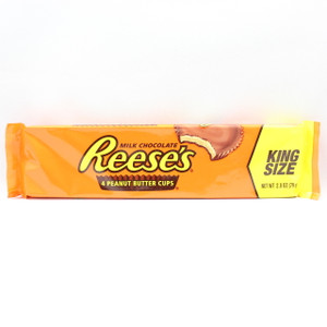 Reese's Peanut Butter Cups King Size - 2.8 Oz.