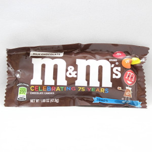 M&M's - Milk Chocolate - 1.69 Oz.