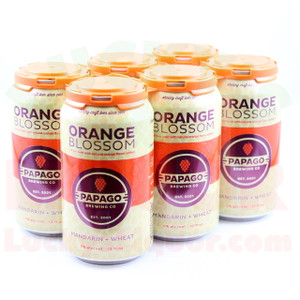 Papago Brewing Co. - Orange Blossom
