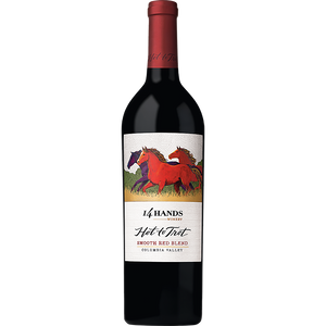 14 Hands Hot To Trot Red Blend