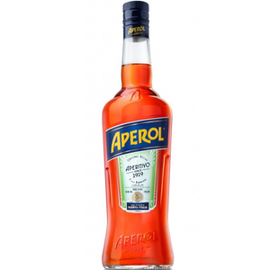 Aperol Apertif Liqueur
