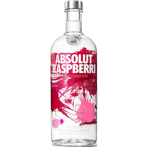 Absolut Raspberri - Raspberry Flavored Vodka