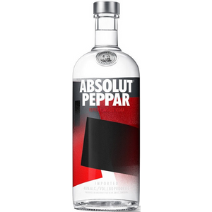 Absolut Peppar - Pepper Flavored Vodka
