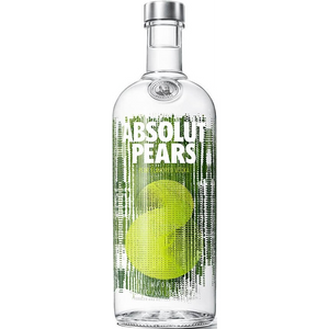 Absolut Pears - Pear Flavored Vodka