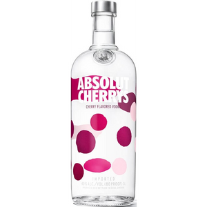 Absolut Cherrys - Cherry Flavored Vodka