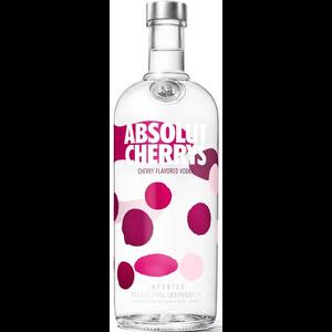 Absolut Cherrys - Cherry Flavored Vodka