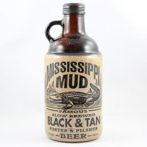 Mississippi Mud - Black & Tan