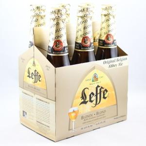 Leffe Blonde Original Belgian Abbey Ale