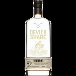CutWater Spirits - Devil's Share California Small Batch Moonshine