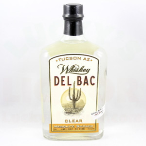 Del Bac - Clear Mesquite Smoked Whiskey