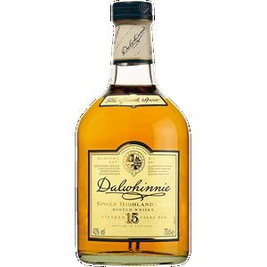 Dalwhinnie 15 Year Single Malt Scotch Whisky