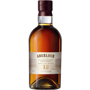 Aberlour - 12 Year - Single Malt Scotch Whisky