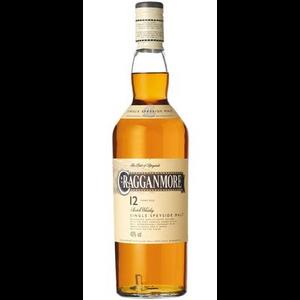 Cragganmore 12 Year Single Malt Scotch Whiskey