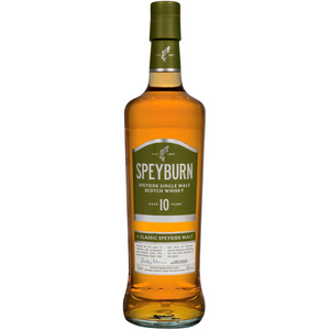 Speyburn - 10 Year - Single Malt Scotch Whisky