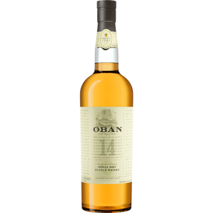 Oban 14 Year Single Malt Scotch Whiskey