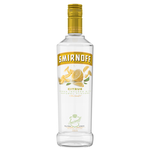 Smirnoff - Citrus Flavored Vodka