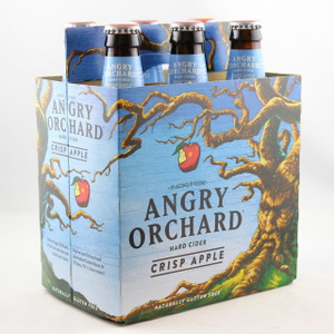 Angry Orchard Hard Cider - Crisp Apple
