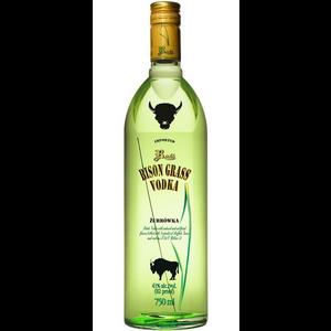 Bak's Zubrowka - Bison Grass Vodka