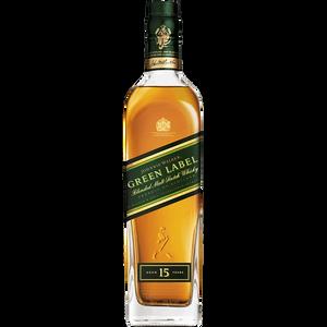 Johnnie Walker - Green Label - Blended Scotch Whisky