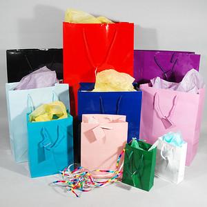 Gift Bag With Custom Message