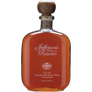 Jefferson's Reserve - Very Old Small Batch - Kentucky Straight Bourbon Whiskey