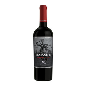 Ravage - Knight Fall Dark Red Blend