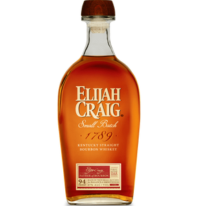 Elijah Craig - Small Batch - Kentucky Straight Bourbon Whiskey