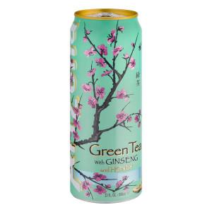 Arizona - Green Tea With Ginseng and Honey - 23 Fl. Oz.