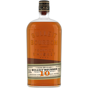 Bulleit 10 Year Frontier Bourbon Whiskey