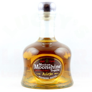 Roger Clyne's Mexican Moonshine Anejo Tequila