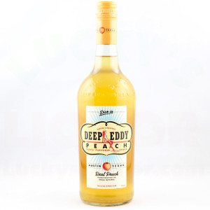 Deep Eddy - Peach Flavored Vodka