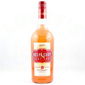 Deep Eddy - Ruby Red Grapefruit Flavored Vodka