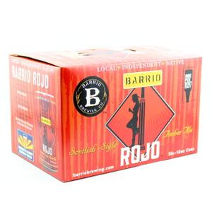 Barrio Brewing Co. - Barrio Rojo Scottish Style Ale