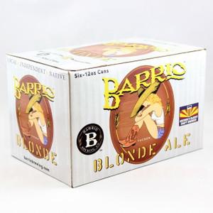 Barrio Brewing Co. - Barrio Blonde Ale