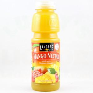 Langers - Mango Nectar - 16 Fl. Oz. Bottle