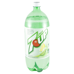 Diet 7-Up - 2 Liter