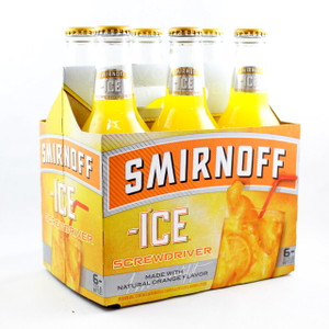 Smirnoff Ice - Screwdriver