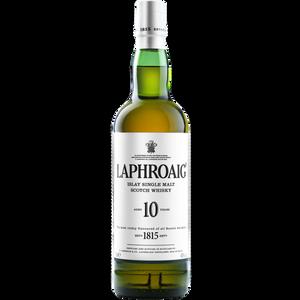 Laphroaig - 10 Year - Single Malt Scotch Whisky